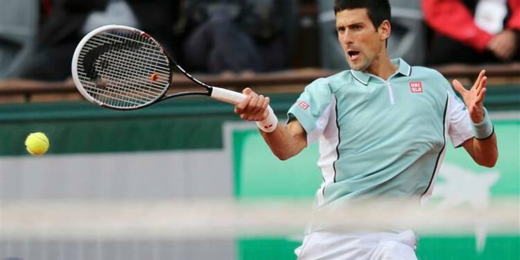 Roland-Garros: Novak Djokovic fait mieux que Rafael Nadal