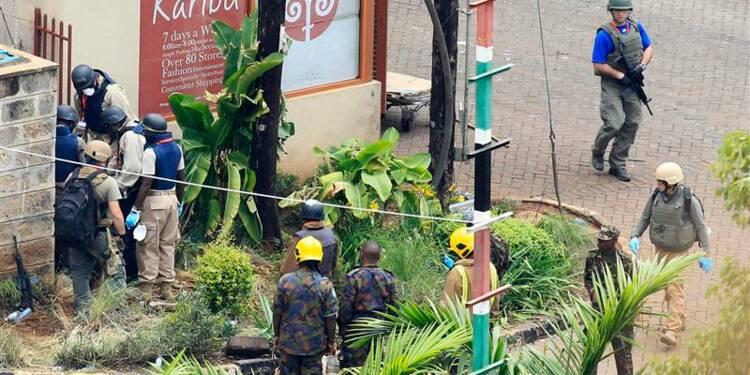 Le Kenya cherche cadavres et indices dans le Westgate Mall