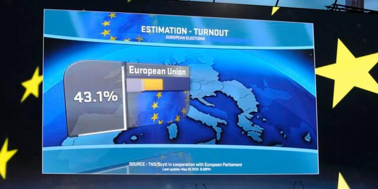 RPT-Les européennes marquées par la victoire du FN en France