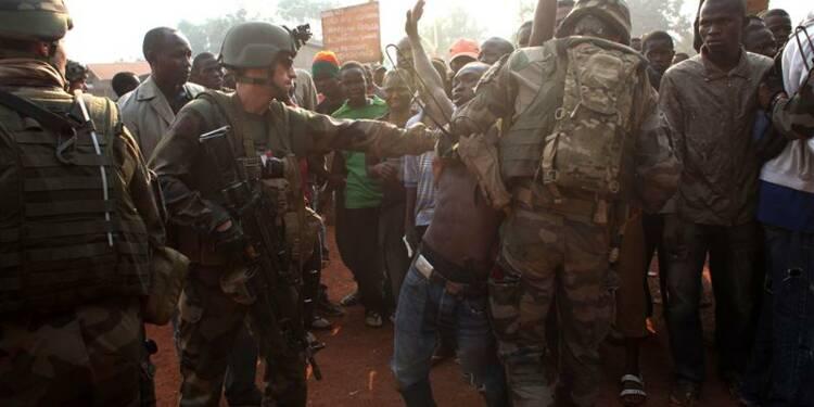 L'Union européenne interdit les exportations d'armes en Centrafrique