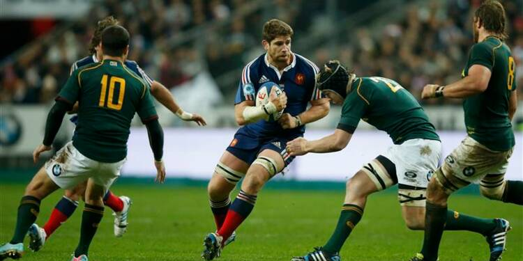 Rugby: les Bleus ont du chemin à faire avant l'Angleterre