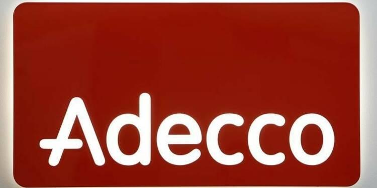 Adecco confirme son objectif de marge