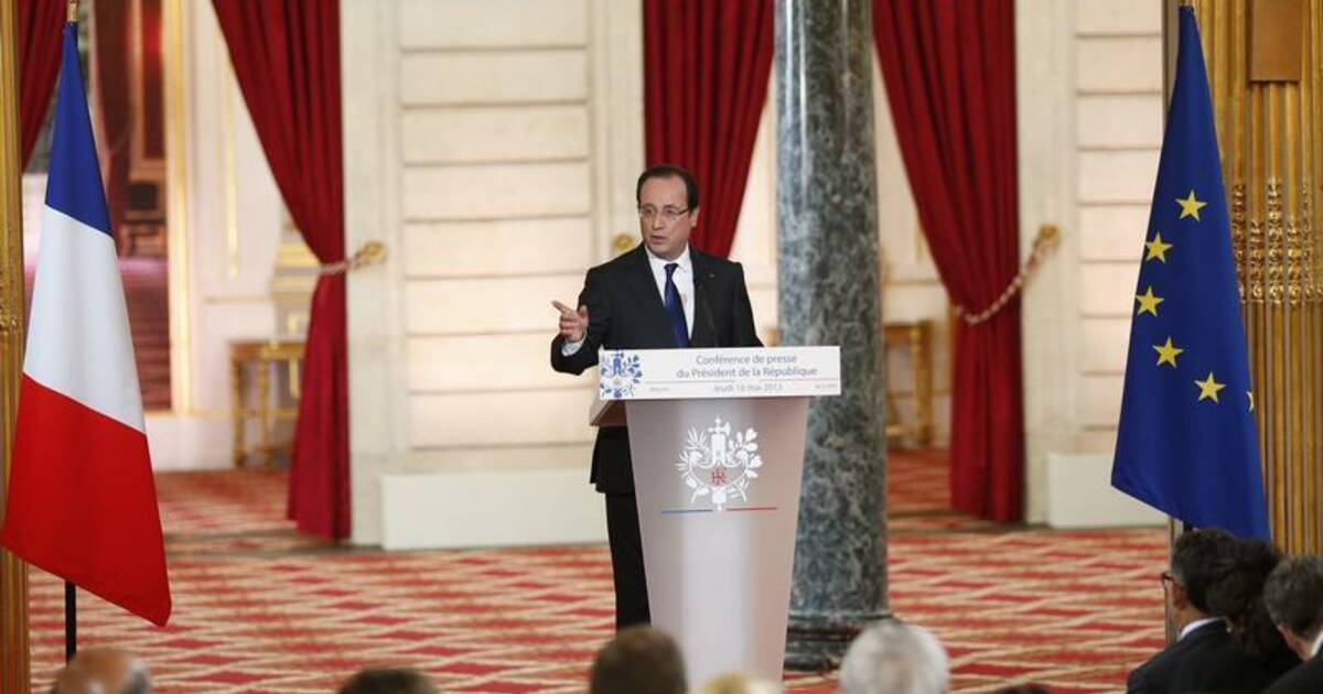7baedbd68de François Hollande à