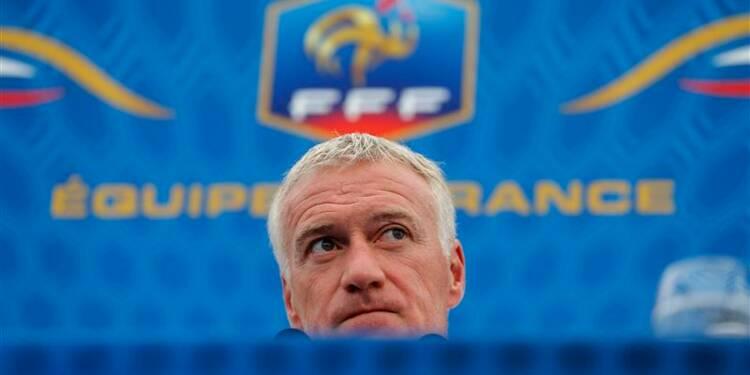 Football: Deschamps devrait faire débuter Abidal en Belgique
