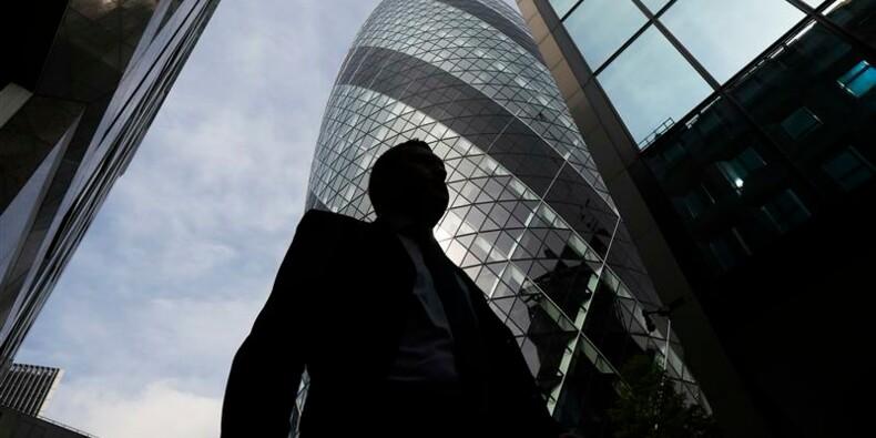 Peu de progrès sur le plafonnement des bonus dans la City