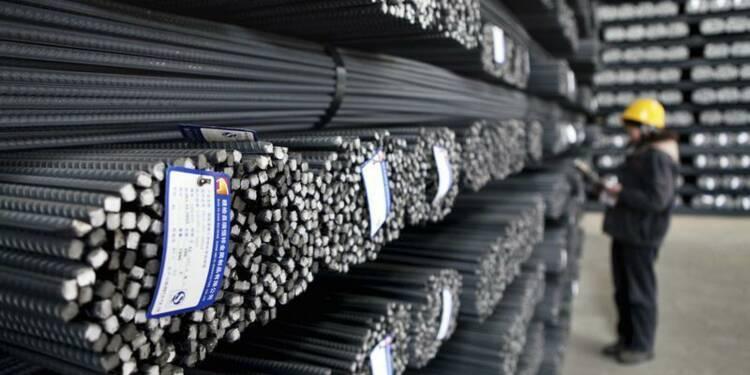 Contraction de l'activité dans l'industrie en janvier en Chine