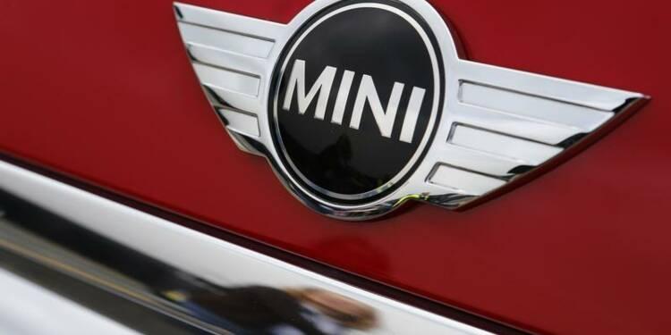 BMW construira la nouvelle Mini en partie aux Pays-Bas