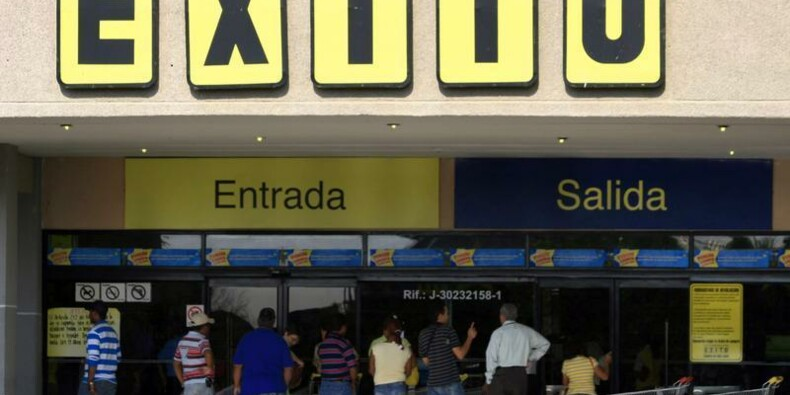 Casino se renforce en Colombie via sa filiale Exito