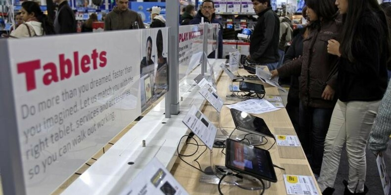 IDC prévoit un ralentissement du marché des tablettes cette année