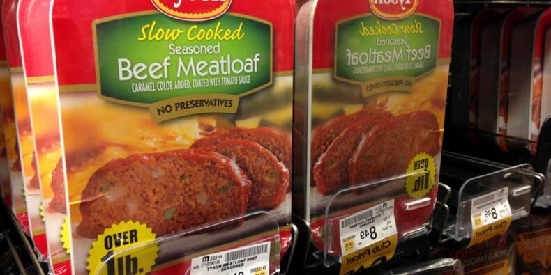 Tyson Foods veut acheter Hillshire pour 6,8 milliards de dollars