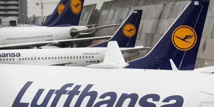Les coûts pèsent sur le 1er trimestre de Lufthansa