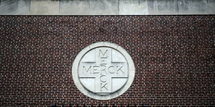 Merck supprime 8.500 emplois