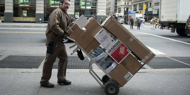 UPS avertit sur ses résultats du 4e trimestre