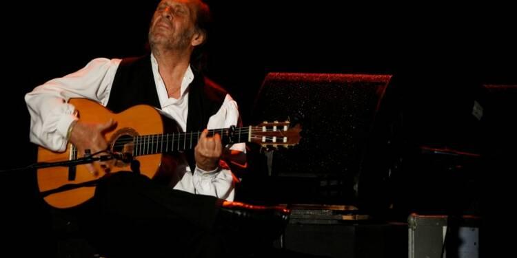 Le guitariste de flamenco Paco de Lucia est mort