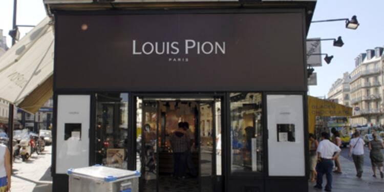 Louis Pion pilote ses boutiques en temps réel