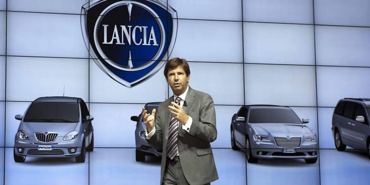 Olivier François, Pdg de Lancia-Chrysler : Il réunit sous le même capot l'Amérique et l'Italie