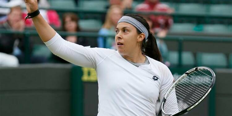 Wimbledon: Marion Bartoli se hisse en demi-finale