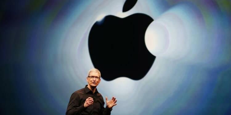 Apple capable de rester à l'avant-garde, estime Tim Cook