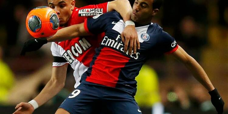 Ligue 1: Paris et Monaco se neutralisent