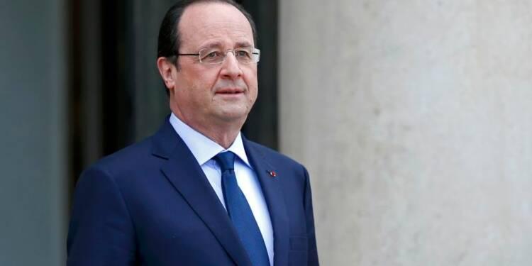 François Hollande veut relancer le soutien international au Liban