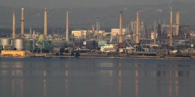 La CGT bloque un site LyondellBasell à Fos-sur-Mer