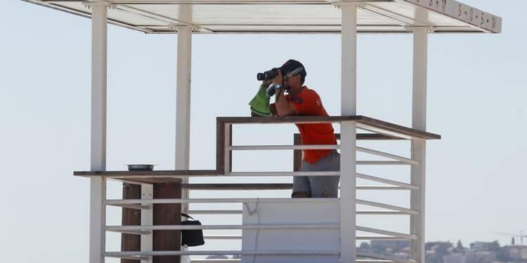 Un syndicat de police veut plus de sauveteurs sur les plages