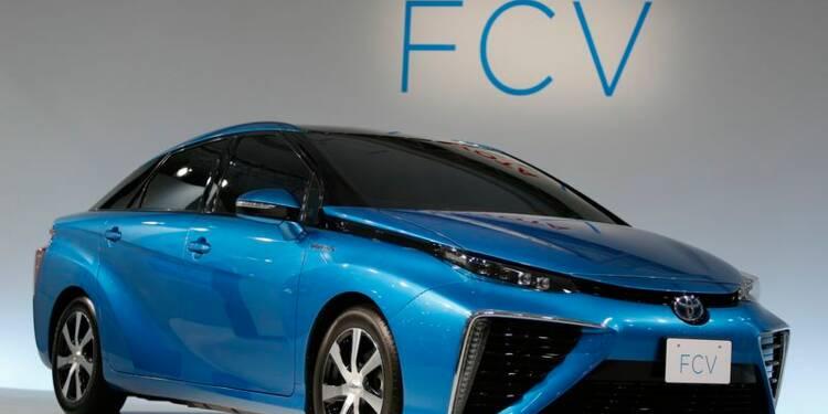 Le Japon mise gros sur les voitures à piles à combustible