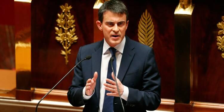 Manuel Valls conserve un niveau élevé de popularité