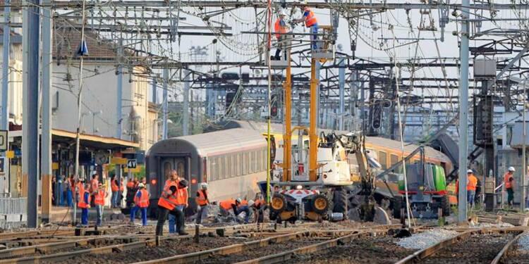Six morts dans une catastrophe ferroviaire à Brétigny-sur-Orge