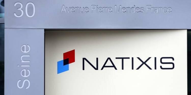 Natixis bondit en Bourse, dopé par sa restructuration