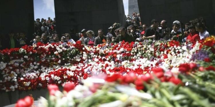 Erdogan présente ses condoléances aux descendants des Arméniens