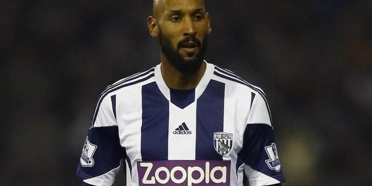 """Football: West Bromwich se sépare d'Anelka après sa """"quenelle"""""""