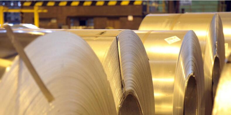 ArcelorMittal : L'action est recherchée, conservez
