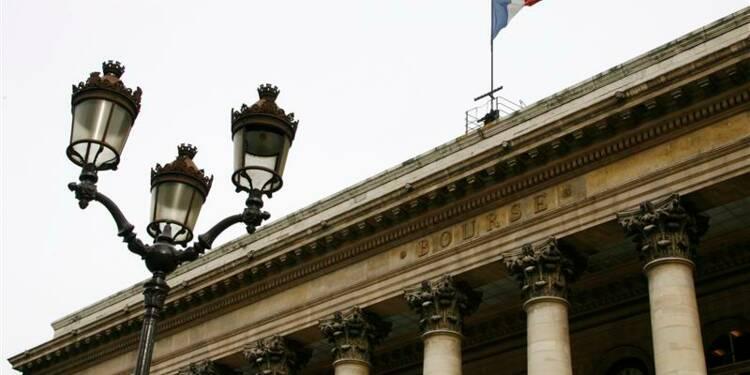 Les Bourses européennes terminent en baisse, plombées par Chypre