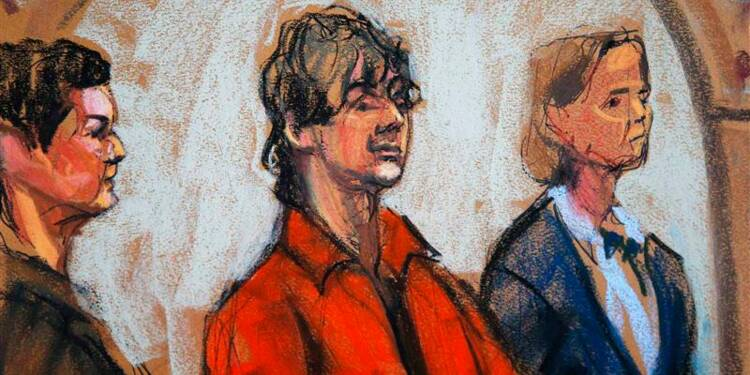 Djokhar Tsarnaev plaide non coupable pour les attentats de Boston
