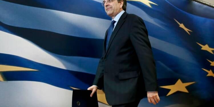 Accord Grèce-troïka sur une nouvelle tranche d'aide