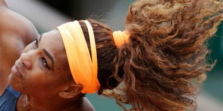 Roland-Garros: Federer et Serena débutent en favoris
