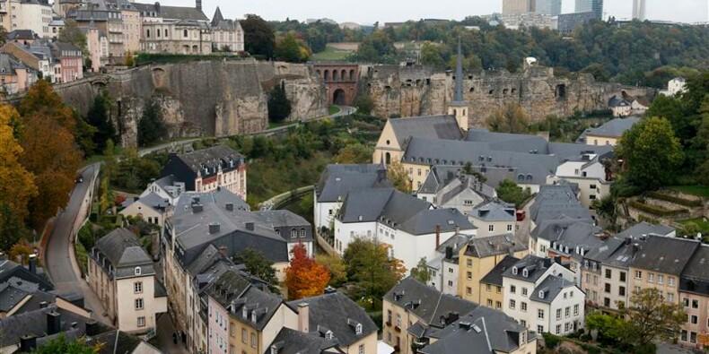 Le Luxembourg reste le pays le plus riche de l'Union européenne