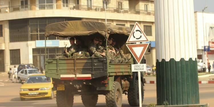 La France a envoyé 300 militaires en Centrafrique