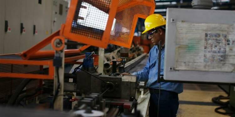 L'indice ISM manufacturier à son plus haut niveau depuis 2011