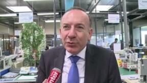 """Présidence du Medef: """"tout peut encore arriver"""" (Gattaz)"""