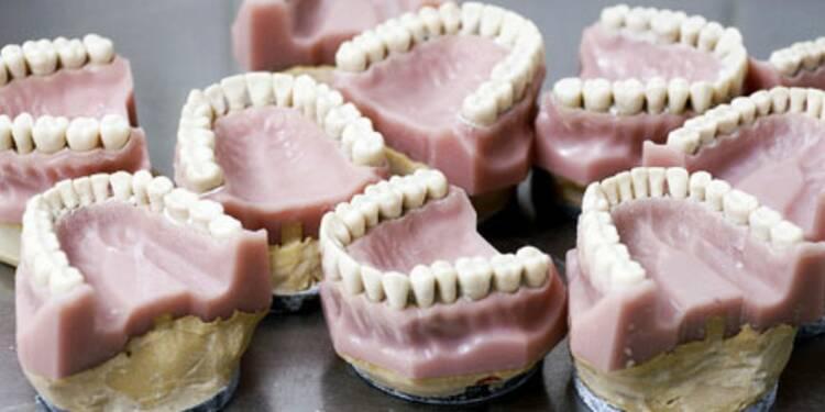 Le scandale  des prothèses dentaires