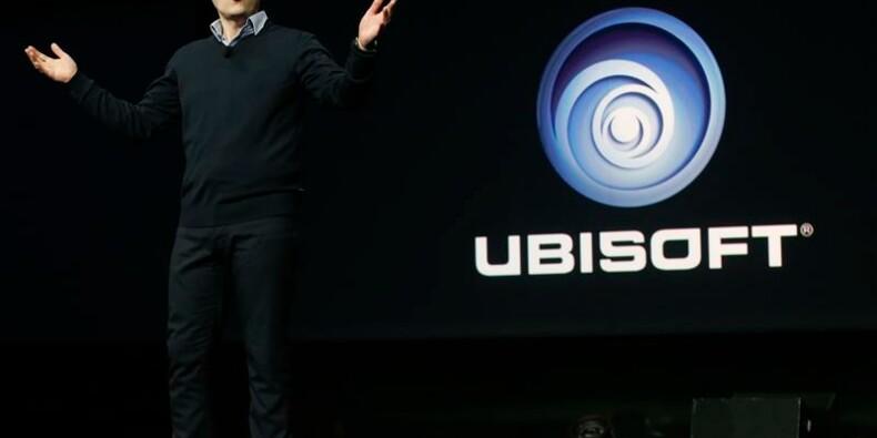 Le chiffre d'affaires trimestriel d'Ubisoft en recul de 35%