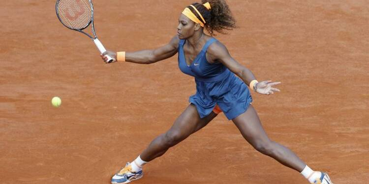 Roland-Garros: Serena Williams en quart de finale