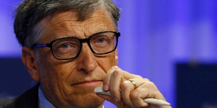 Bill Gates retrouve sa place d'homme le plus riche du monde