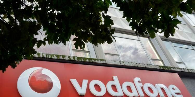 Vodafone pourrait disposer de 40 milliards pour des acquisitions