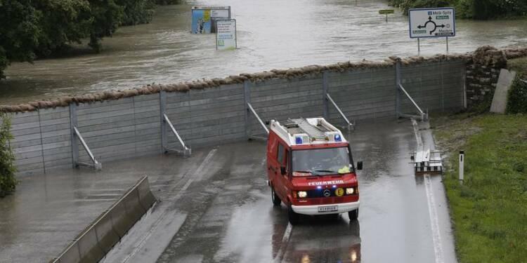 Onze morts dans les inondations en Europe centrale