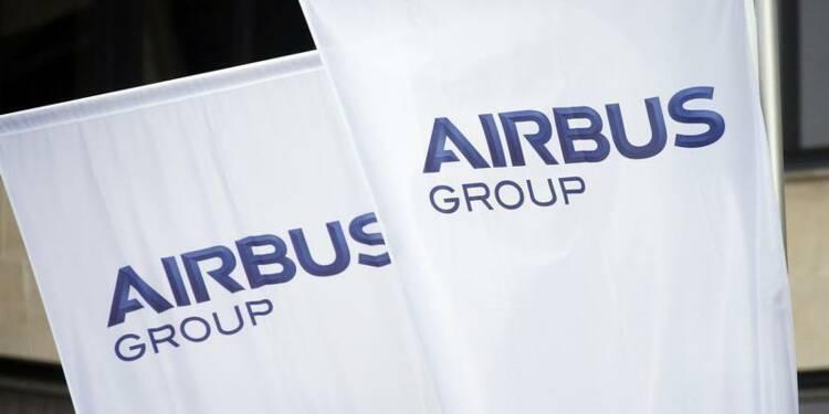 La cession de 1% d'Airbus Group rapportera à l'Etat 451 millions d'euros