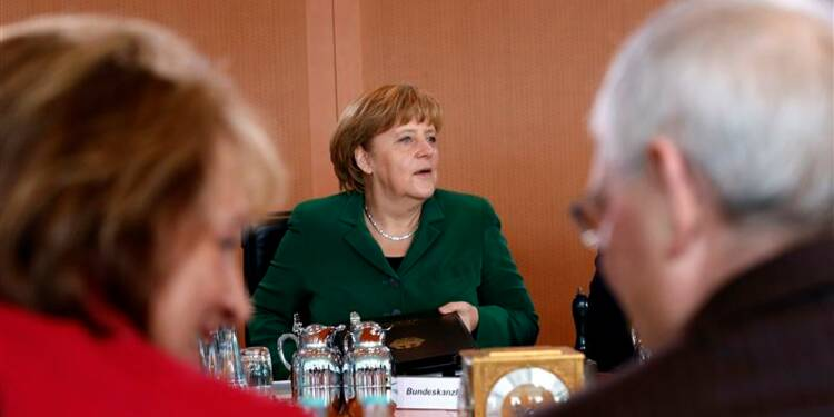 Berlin compte revenir à un budget excédentaire à partir de 2016