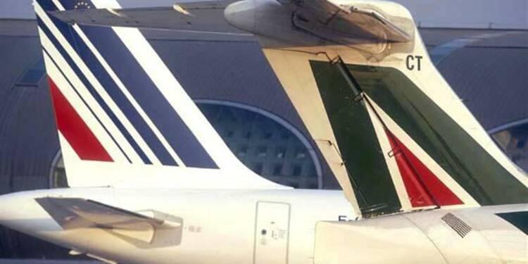 Air France dit non à l'augmentation de capital d'Alitalia